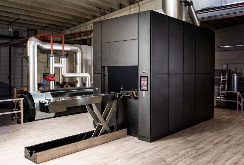 Crematorium Oven DFW Electric